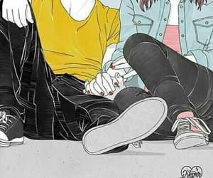 boyfriend and love image