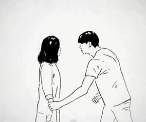 gif, love, and hug image