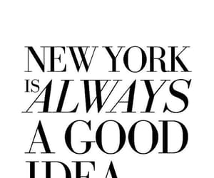 quotes, new york, and nyc image