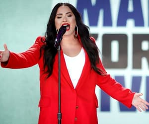 demi lovato and march of our lives image