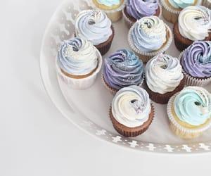 beautiful, cupcake, and pastel image