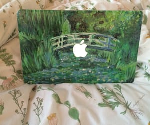 apple, green, and art image