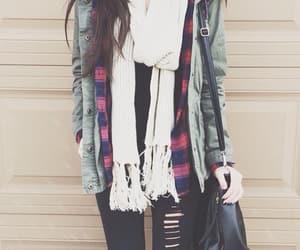 autumn fashion, fall, and winter image