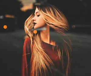 girl, beautiful, and photography image
