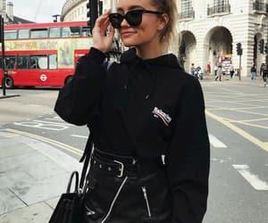 fashion, sunglasses, and bag image