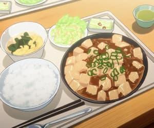 anime, food, and japanese food image