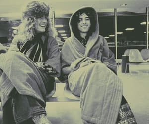 robert plant, jimmy page, and led zeppelin image