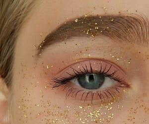 eye, glitter, and shine image