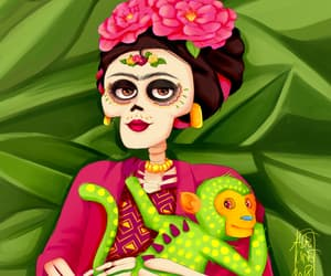 coco and frida kahlo image