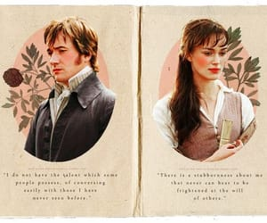 pride and prejudice, book, and darcy image