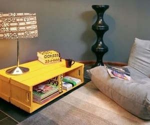 diy, crate, and decor image
