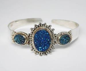 cuff bracelet, sterling bracelet, and bollywood image