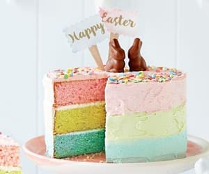 cake, easter, and recipe image