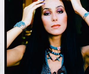 cher, vintage, and cher image