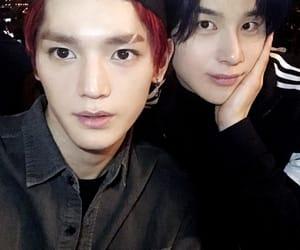jungwoo, taeyong, and nct u image