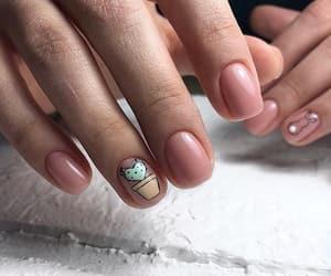 beauty, manicure, and nail art image