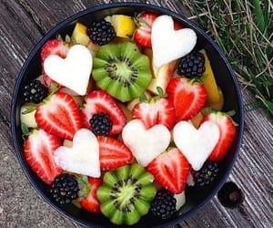 food, FRUiTS, and yummy image