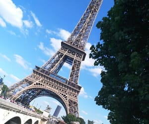 eiffel, travel, and france image