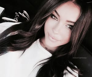 theme, filtered, and madison beer image
