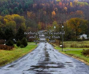 autumn, calm, and country image