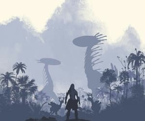 horizon zero dawn and wallpaper image