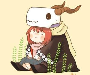 anime cute, elias, and anime kawaii image
