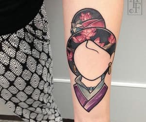 disney, mulan, and tattoo image