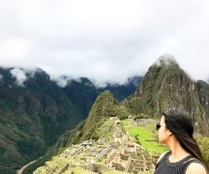 landscape, travel, and machu picchu image