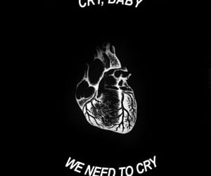 the neighbourhood, cry baby, and music image