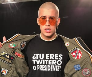 article, bad bunny, and pr image