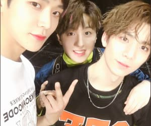 chani, rowoon, and hwi young image
