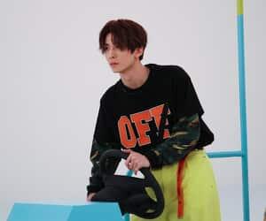 k-pop, hwiyoung, and sf9 image