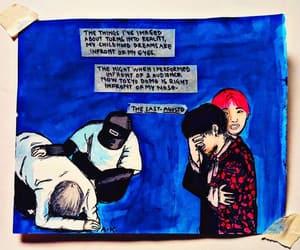 art, crying, and fanart image