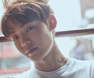 Chan, kpop, and unb image
