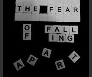 panic! at the disco, fear, and quotes image