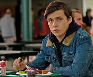 nick robinson, love simon, and actor image