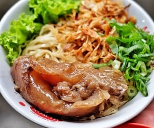 local, noodle, and mie image