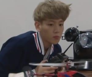 exo, puppy, and baekhyun image