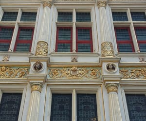 Arquitecture, bruges, and Belgica image