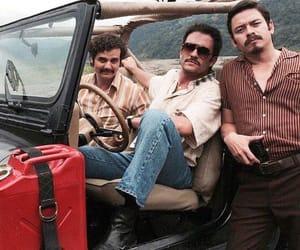 pablo, pabloescobar, and narcos image
