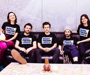 Harry Styles, one direction, and march for our lives image