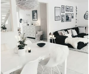 aesthetic, living room, and decor image