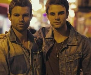 The Originals, daniel gillies, and nathaniel buzolic image