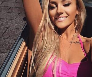 beautiful, sunshine, and tan image