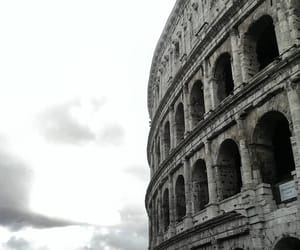 architecture, colosseo, and colosseum image