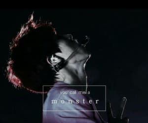 exo, monster, and chanyeol image