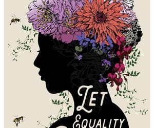 equality, feminism, and art image