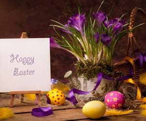 happy easter and easter image
