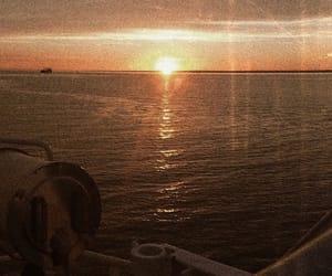 Baltic Sea, finland, and sunrise image