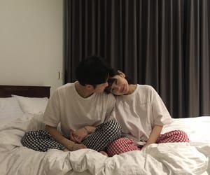 asia, couple, and cute image
